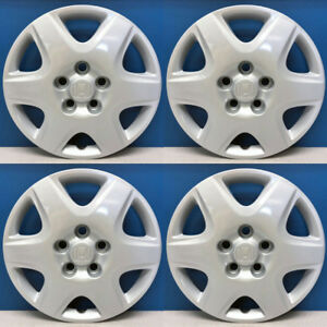 2005 2007 Honda Accord Lx 55064 15 Hubcaps Wheel Covers 44733sdaa20 Set 4