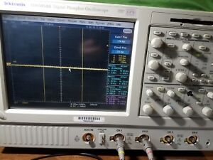 Tds5054b Oscilloscope 0 4 Channel 500 Mhz 5 Gsps 8 Mpts 800ps