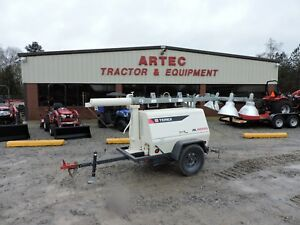 2011 Terex Al4000 Light Tower Good Condition 4 000 Watt Ready To Work
