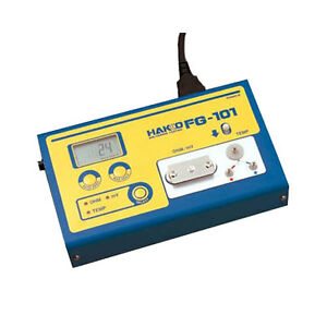 Hakko Fg101 10 Soldering Tester For Tip Temp Leak Voltage