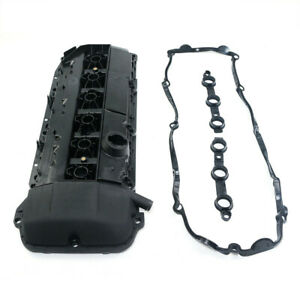 Engine Valve Cover For 02 06 Bmw 525i 530i E46 E53 E85 2 5l 3 0l I6 Dohc