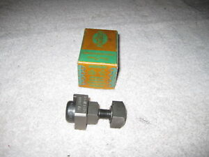 Greenlee No 731 Square Radio Chassis Knock Out Punch 5 8