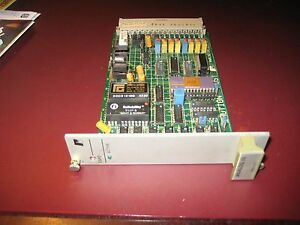 Reliance Electric Analog Input Card 812 56 10csn