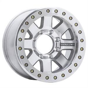 Pro Comp Trilogy Race 17 X 9 Beadlock Super Machined Wheel 8 On 6 5