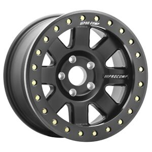 Pro Comp Trilogy Race 17 X 9 Beadlock Satin Black 8 On 6 5 Wheel