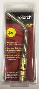 New Turbotorch 0386 0104 A 11 Tip Swirl Air Acetylene