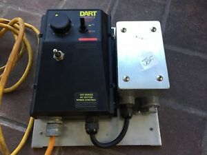 Dart Controls 250 Series Dc Motor Speed Control 253g 200e