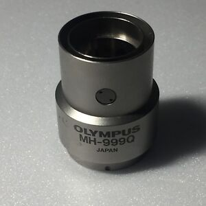 Olympus Mh999q Video Coupler Attachment For Video Adapter
