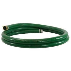 Duromax Xph0210s 2 inch X 10 foot Water Pump Suction Hose