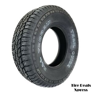 1 one New Lt265 75r16 10 Ply Trail Guide All Terrain 2657516 R16 Tire Tgt39