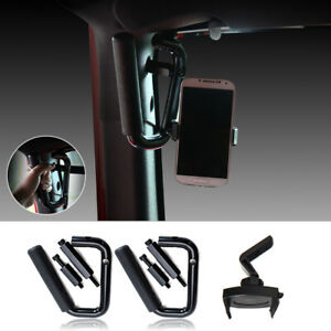 2x Grab Bar Front Grab Handle For 2007 Up Jeep Jk Wrangler Unlimited Accessories