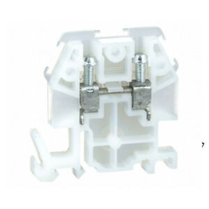 Square D 9080gm6 Terminal Block 600vac 30 Amp 22 10 Awg Wire Size 40 Pcs