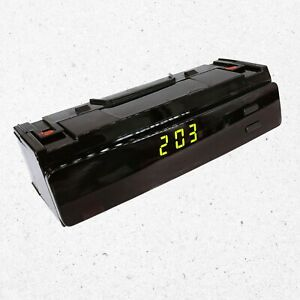 Toyota Oem Central Dash Panel Digital Clock Assembly Fits Corolla Clean Look