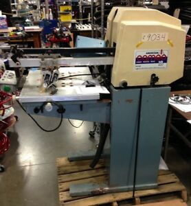 Cameo 18 Graphic Screen Printer W Electro magnetic Table