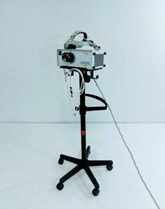 Luxtec Lx300 Light Source With Ultralite Surgical Headlight