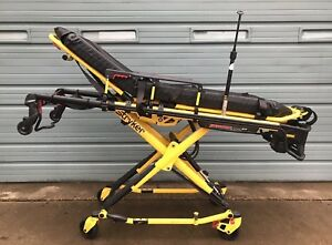 Stryker Power Pro Xt Model 6500 Ambulance Stretcher Only 8 Hours