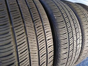 4 Continental Pro Contact Ssr Rft 225 50 17 Bmw With 7 32nd Tread Left 94 V