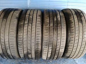 4 Continental Pro Contact Ssr Rft 225 50 17 Bmw With 6 32nd Tread Left 94 V