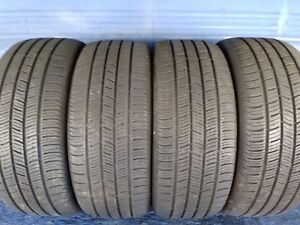 4 Continental Pro Contact Ssr Rft 225 50 17 Bmw With 8 32nd Tread Left 94 V