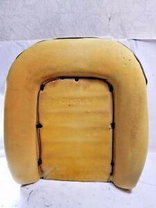 Alfa Romeo Spider S3 Seat Back Rest Foam And Support Metal Frame Left Side