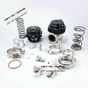 New 50mm Bov 44mm Water Wastegate Combo Turbo Blow Off Valve Bov And Wastegate