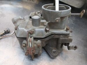 Ford Autolite 1100 One barrel Carb Carburetor A t
