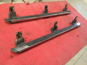 06 Ford F250 Super Duty Used Crew Cab 4dr Running Step Boards Oem Chrome