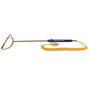 Oakton Wd 08516 95 Moving Surface Thermocouple Roller Probe Type K