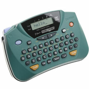 Brother Pt 65 P touch Label Maker Thermal Printer Crafts Home Office Scrapbook