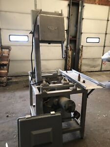 Hobart 5700 d Slant Meat Commercial Saw