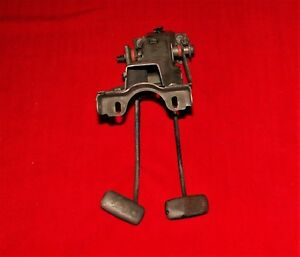 1957 Chevy Belair Delray 210 150 4 Speed 3 Speed Clutch Pedal Assembly Fuelie