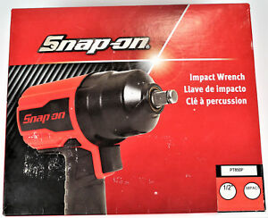 Snap On 1 2 Drive Air Impact pinned Anvil Pt850p New Tools