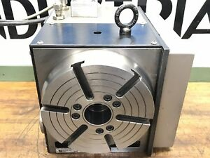 2010 Haas Hrt210sp Hrt210 Sp Sigma 1 4th Axis Rotary Indexer Brushless