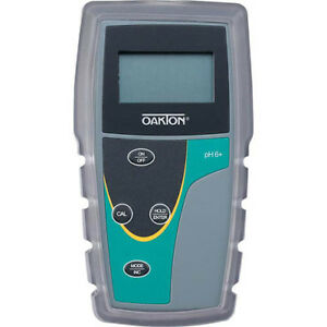 Oakton Wd 35613 22 Ph 6 Ph mv temp Meter W electrode Probe Boot