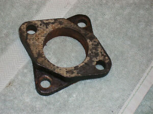 30s 40s Ford Gm Chrysler Dodge Stude Pierce Etc Carburator Adapter Piece 2