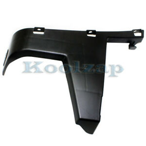 05 08 Colorado Front Bumper Face Bar Retainer Mounting Brace Bracket Right Side