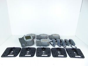 Avaya 5420 700381627 Ip Business Office Phone Lot Of 5 With Mount
