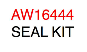 Aw16444 Hydraulic Bucket Cylinder Seal Kit For John Deere Loader 145 146 148