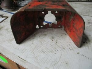 Case Tractor Pto Shield And Bracket Fits Many Older Case Tractors