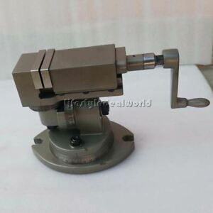 4 100mm Universal New Precision Milling Machine Vise
