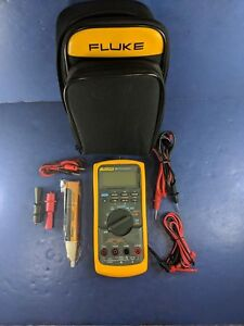 Fluke 787 Processmeter Very Good Condition Screen Protector More