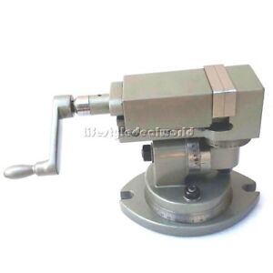 2 50mm Universal Brand New Precision Milling Machine Vise