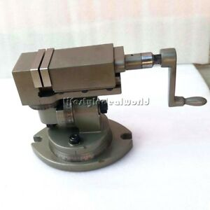 4 100mm Universal Brand New Precision Milling Machine Vise