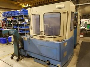 Mazak Mazatech H 400 Horizontal Machining Center