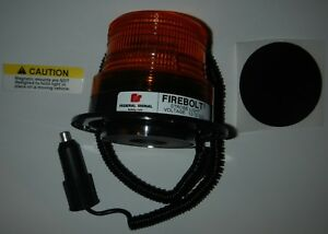Federal Signal 21087 02 Firebolt Strobe Beacon 3tdr2
