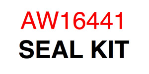 Aw16441 Hydraulic Cylinder Seal Kit Made To Fit John Deere Loader Lift 145
