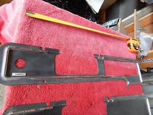 1964 65 66 Ford Thunderbird Dash Panel Plate With A c