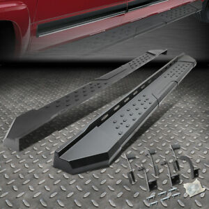 For 2009 2017 Dodge Ram 1500 Crew Cab Black 5 5 running Board Side Step nerf Bar