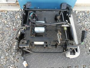 07 08 09 10 11 12 13 14 Chevy Tahoe Suburban Yukon 6 Way Power Seat Track Driver
