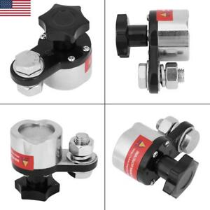 New 300a Magnetic Welding Ground Clamp Connector Industrial Welding Machine